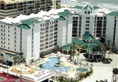 Resort on Cocoa Beach Florida Vacation Rental